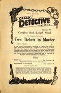 Crack Detective (1942-1949 Columbia) Pulp Vol. 10 #4