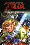 Legend of Zelda Twilight Princess GN (2017- A Viz Digest) 9-1ST