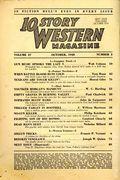 10 Story Western Magazine (1936-1954 Popular) Pulp Vol. 37 #3