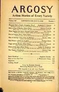 Argosy Part 4: Argosy Weekly (1929-1943 William T. Dewart) Jul 9 1938