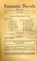 Fantastic Novels (1940-1951 Frank A. Munsey) Pulp Vol. 1 #3