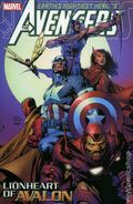 Avengers TPB (2003-2004 Marvel) By Geoff Johns and Chuck Austen 4-1ST