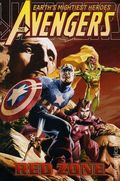 Avengers TPB (2003-2004 Marvel) By Geoff Johns and Chuck Austen 2-1ST