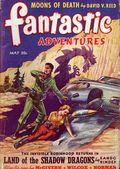 Fantastic Adventures (1939-1953 Ziff-Davis Publishing) Pulp May 1941