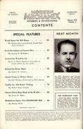 Modern Mechanix Hobbies and Inventions (1932 Fawcett Publication) Vol. 17 #3