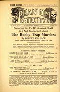 Phantom Detective (1933-1953 Standard Magazines) Pulp Aug 1944