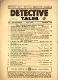 Detective Tales (1935-1953 Popular Publications) Pulp 2nd Series Vol. 27 #2