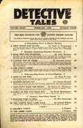 Detective Tales (1935-1953 Popular Publications) Pulp 2nd Series Vol. 8 #3