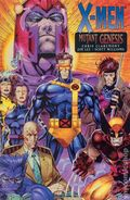 X-Men Mutant Genesis TPB (1995 Marvel) 1st Edition 1-REP