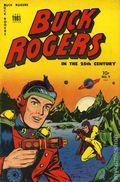 Buck Rogers (1951 Toby Press) 9