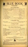 Blue Book (1905-1956 Story-Press/Consolidated/McCall) Pulp Mar 1935