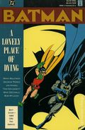 Batman A Lonely Place of Dying TPB (1990 DC) 1-REP