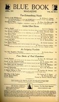 Blue Book (1905-1956 Story-Press/Consolidated/McCall) Pulp Apr 1935