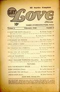 Gay Love Stories (1942-1960 Columbia Publications) Pulp Vol. 3 #2