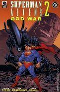 Superman/Aliens II Godwar TPB (2003 DC/Dark Horse) 1-1ST