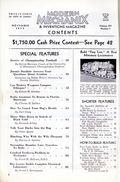 Modern Mechanix Hobbies and Inventions (1932 Fawcett Publication) Vol. 15 #1