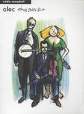 Alec: Three Piece Suit GN (2001 Top Shelf) By Eddie Campbell 1-1ST