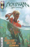 Aquaman the Becoming (2021 DC) 1A