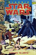Classic Star Wars TPB (1994-1997 Dark Horse) 1st Edition 3-REP