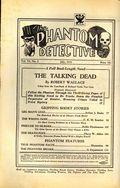Phantom Detective (1933-1953 Standard Magazines) Pulp Jul 1934