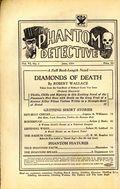Phantom Detective (1933-1953 Standard Magazines) Pulp Jun 1934