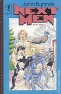 Next Men TPB (1993-1996 Dark Horse) John Byrne's 1-1ST