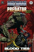Batman vs. Predator III Blood Ties TPB (1998 DC/Dark Horse) 1-1ST
