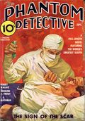 Phantom Detective (1933-1953 Standard Magazines) Pulp Sep 1936