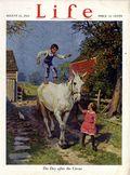 Life (1883-2000 Clair Maxwell) Aug 11 1921