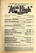 Ace-High Western Stories (1940-1951 Fictioneers) Vol. 24 #1