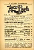 Ace-High Western Stories (1940-1951 Fictioneers) Vol. 19 #3
