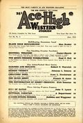 Ace-High Western Stories (1940-1951 Fictioneers) Vol. 24 #3