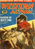 Western Action Novels Magazine (1936-1960 Columbia) 1st Series Pulp Vol. 16 #1