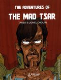 Adventures of the Mad Tsar GN (2021 Black Panel Press) 1-1ST