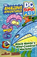Amazing Adventures of the DC Super Pets! Black Manta's Mind-Control Machine SC (2021 Capstone) 1-1ST