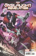 X-Men Onslaught Revelation (2021 Marvel) 1B