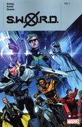SWORD TPB (2021 Marvel) By Al Ewing 1-1ST