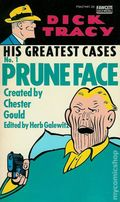 Dick Tracy His Greatest Cases PB (1975 Fawcett) 1-1ST