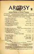 Argosy Part 4: Argosy Weekly (1929-1943 William T. Dewart) Oct 13 1934
