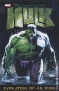 Incredible Hulk Evolution of an Icon Posterbook (2006) 0