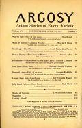 Argosy Part 4: Argosy Weekly (1929-1943 William T. Dewart) Apr 24 1937