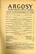 Argosy Part 4: Argosy Weekly (1929-1943 William T. Dewart) Dec 19 1936