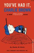 You've Had It, Charlie Brown SC (1969 Holt, Rinehart and Winston) A New Peanuts Book 1-1ST