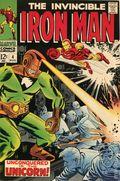 Iron Man (1968 1st Series) 4