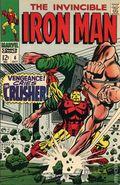 Iron Man (1968 1st Series) 6