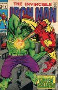Iron Man (1968 1st Series) 9