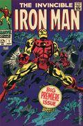 Iron Man (1968 1st Series) 1