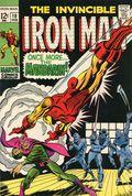Iron Man (1968 1st Series) 10