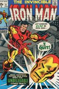 Iron Man (1968 1st Series) 21