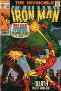 Iron Man (1968 1st Series) 22